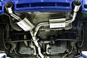 Golf Mk4 R32 CTS Turbo Catback