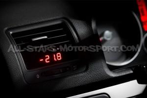 Reloj digital P3 Gauges para rejilla de ventilacion de Golf 5 GTI