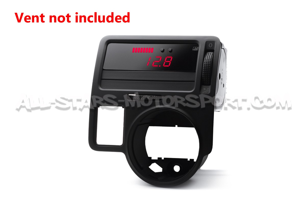 p3 gauges digital vent gauge for golf mk4 gti r32. Black Bedroom Furniture Sets. Home Design Ideas