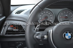 Manomètre multi digital P3 Gauges pour BMW F2x / F87