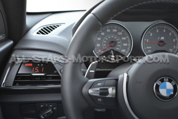 P3 Gauges Digital Vent Gauge for BMW F2x / F87