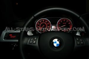 Reloj digital P3 Gauges para rejilla de ventilacion de BMW E9X