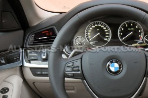 Reloj digital P3 Gauges para rejilla de ventilacion de BMW F10