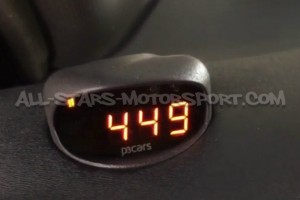 Manomètre multi digital P3 Gauges pour Seat Leon 1M