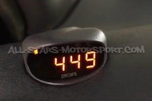 P3 Gauges Digital Vent Gauge for Seat Leon 1M