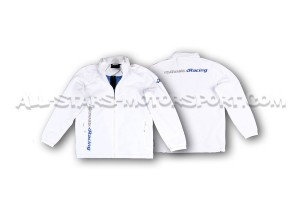 Chaqueta blanca VW Racing