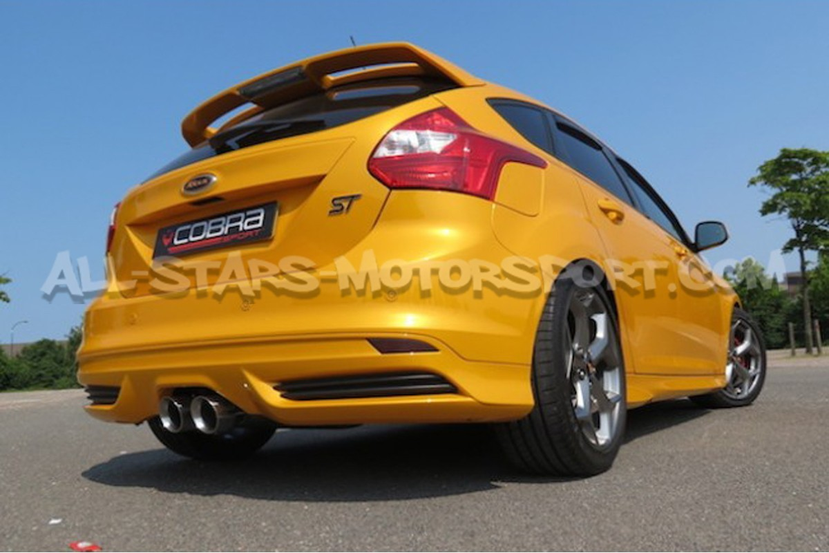 focus st250 mk3 cobra sport catback. Black Bedroom Furniture Sets. Home Design Ideas