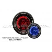 Manometre de temperature d'échappement Prosport Evo