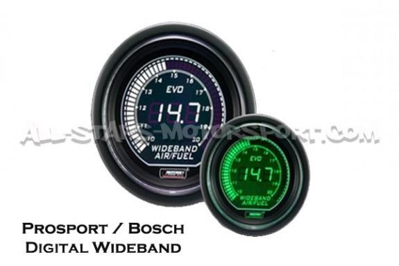 Prosport Evo Wideband AFR kit Green / White