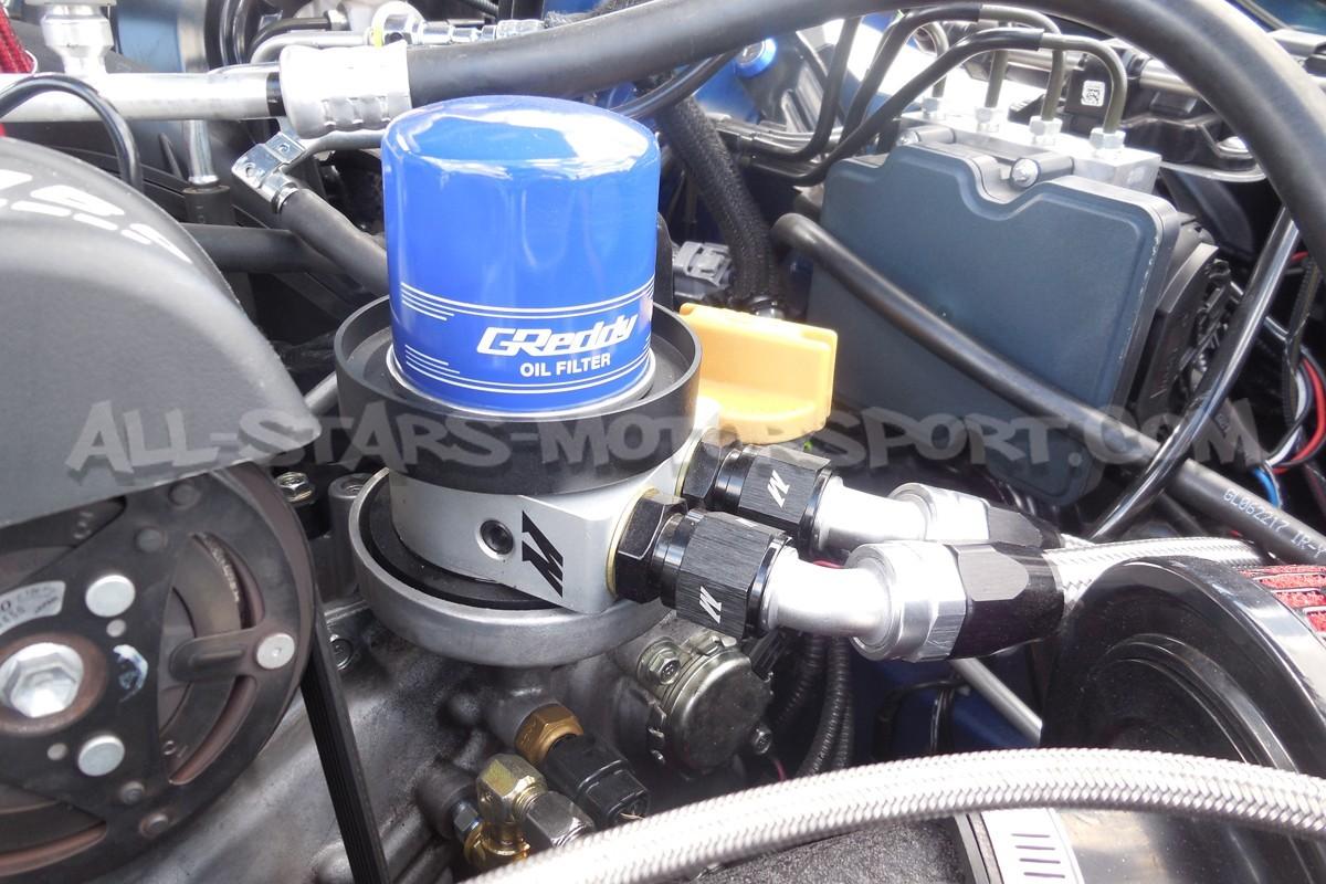 Subaru Brz Toyota Gt86 Mishimoto Oil Cooler Kit