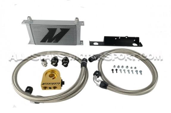 Nissan 350Z Mishimoto oil cooler kit