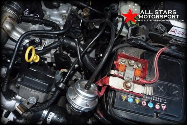 Valvula De Descarga Forge Para Renault Megane 2 Rs
