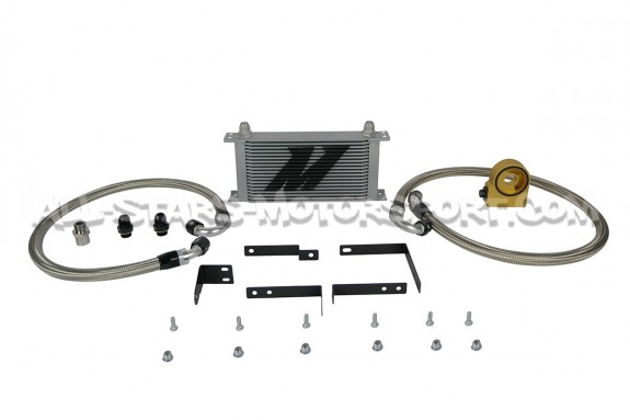 Honda S2000 Mishimoto oil cooler kit