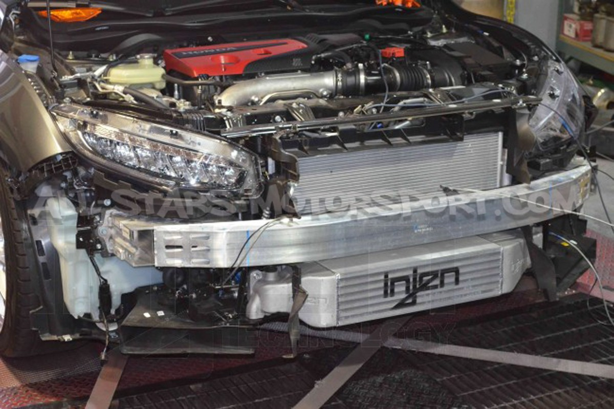 Honda Civic Type R Fk8 Injen Intercooler