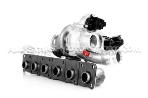 TTE460 Turbos for BMW 135i / 335i N55