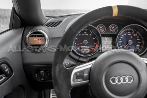 Manomètre multi digital P3 Gauges pour Audi TT MK2 8J