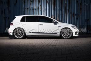 Radiateur d'huile VW Racing pour Golf 7 GTI et Golf 7 R