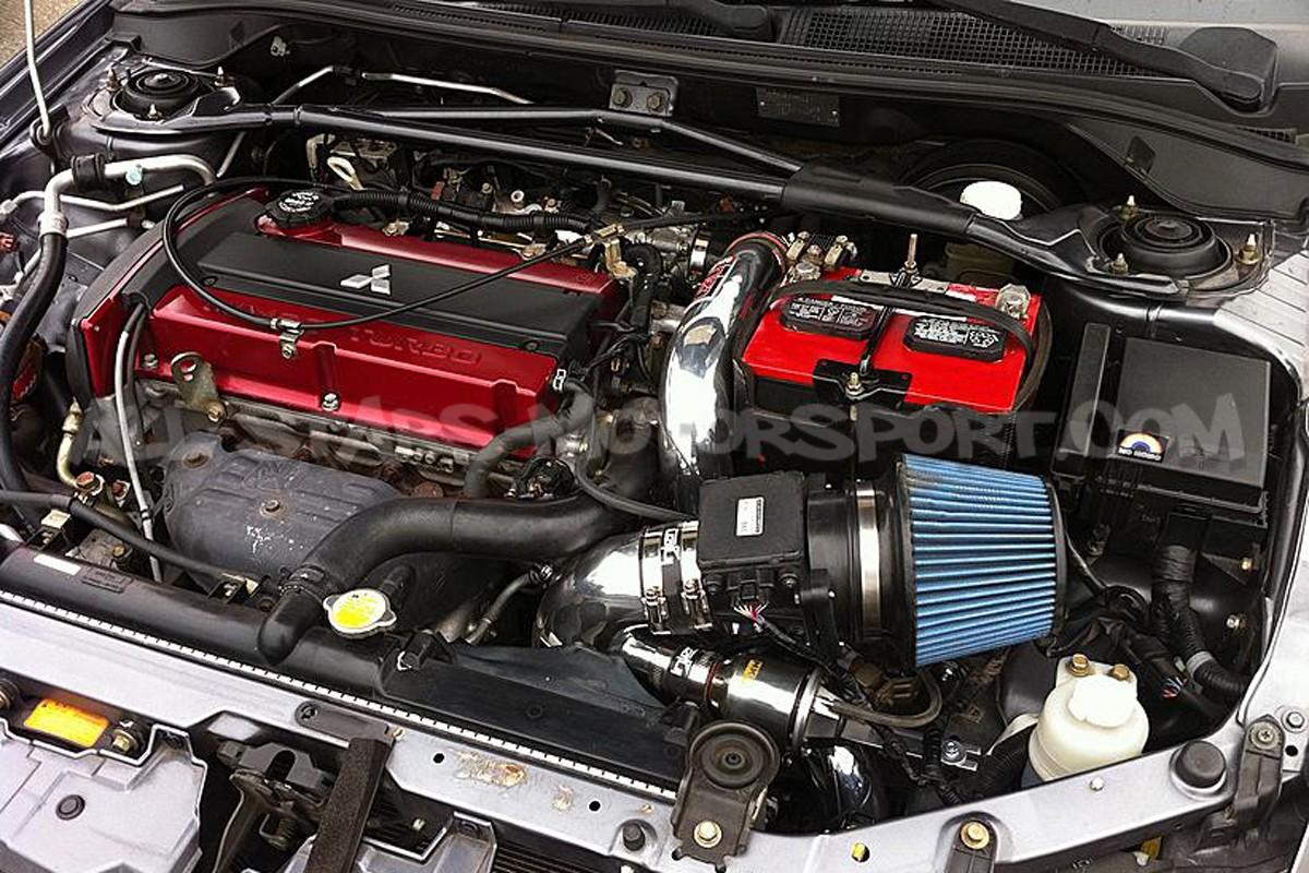 How To Check Transmission Oil >> Mitsubishi Lancer Evo 8 / 9 Injen intake