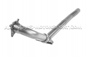 Downpipe decat Scorpion pour Audi S3 8P / Golf 6 R / TTS Mk2
