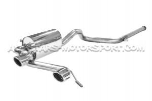 Catback Scorpion pour Polo 9N GTI