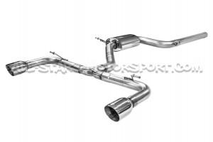 Catback Scorpion pour Golf 7 GTI Facelift