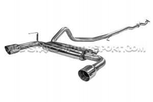 Catback Scorpion pour Fiat 500 / 595 / 695 Abarth