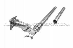 Downpipe cata sport Scorpion pour Audi A3 8P / Golf 6 GTI / TT 2.0 TFSI