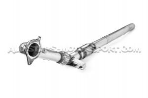 Downpipe cata sport Scorpion pour Audi S3 8P / Golf 6 R / TTS Mk2