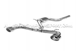 Catback Scorpion pour Seat leon 3 Cupra 5F