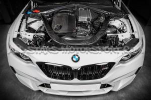 Admission carbone Eventuri pour BMW M2 Competition