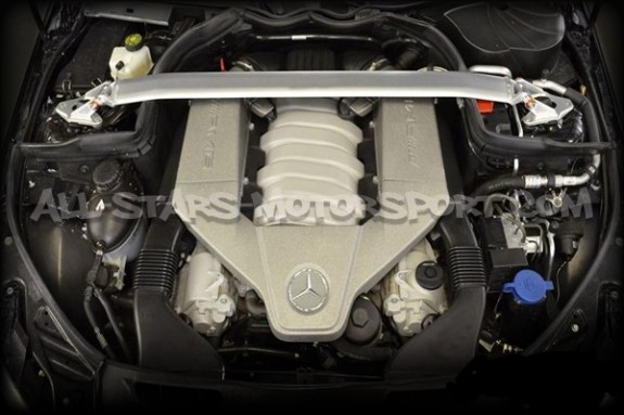 Barre anti rapprochement avant Alpha Competition Mercedes Classe C W204