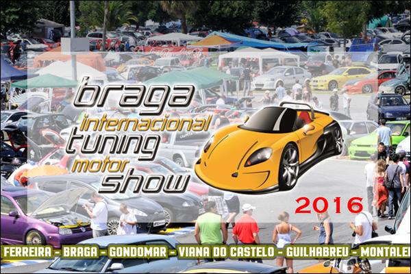 Braga Motorshow 2016
