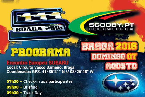 Scooby Braga 2016