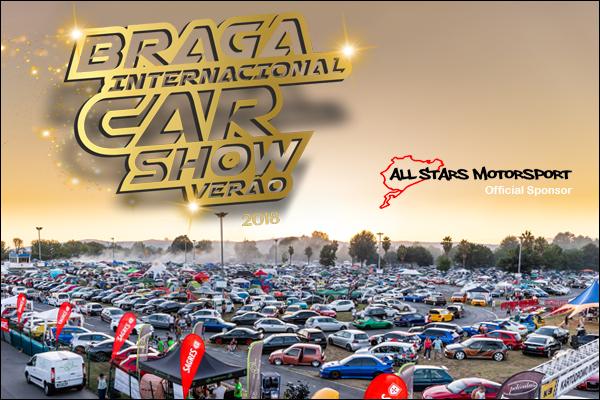 Braga International Car Show 2018