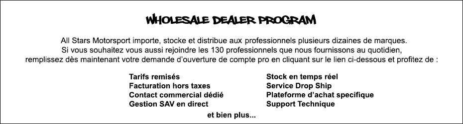 wholesale dealer program
