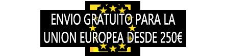 Entrega a Europa Gratis deste 250€