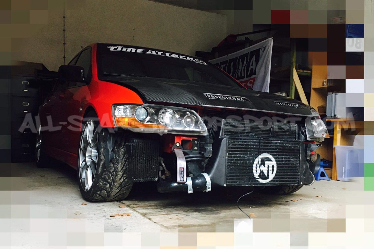 Lancer Evo 7 Evo 8 Evo 9 Wagner Tuning Intercooler Kit