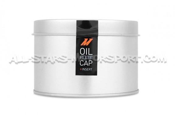 Black Mishimoto Billet Oil Filler Cap Most Mazda Engines
