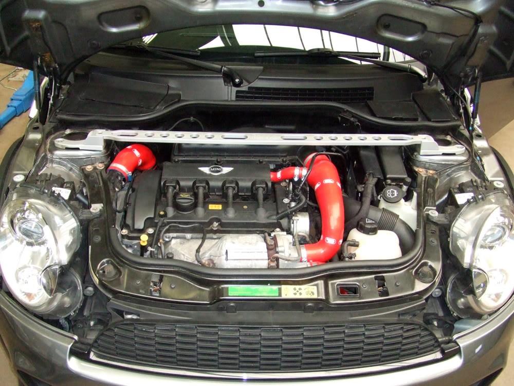 Mini Cooper S R55 R56 R57 Forge Intake Hose