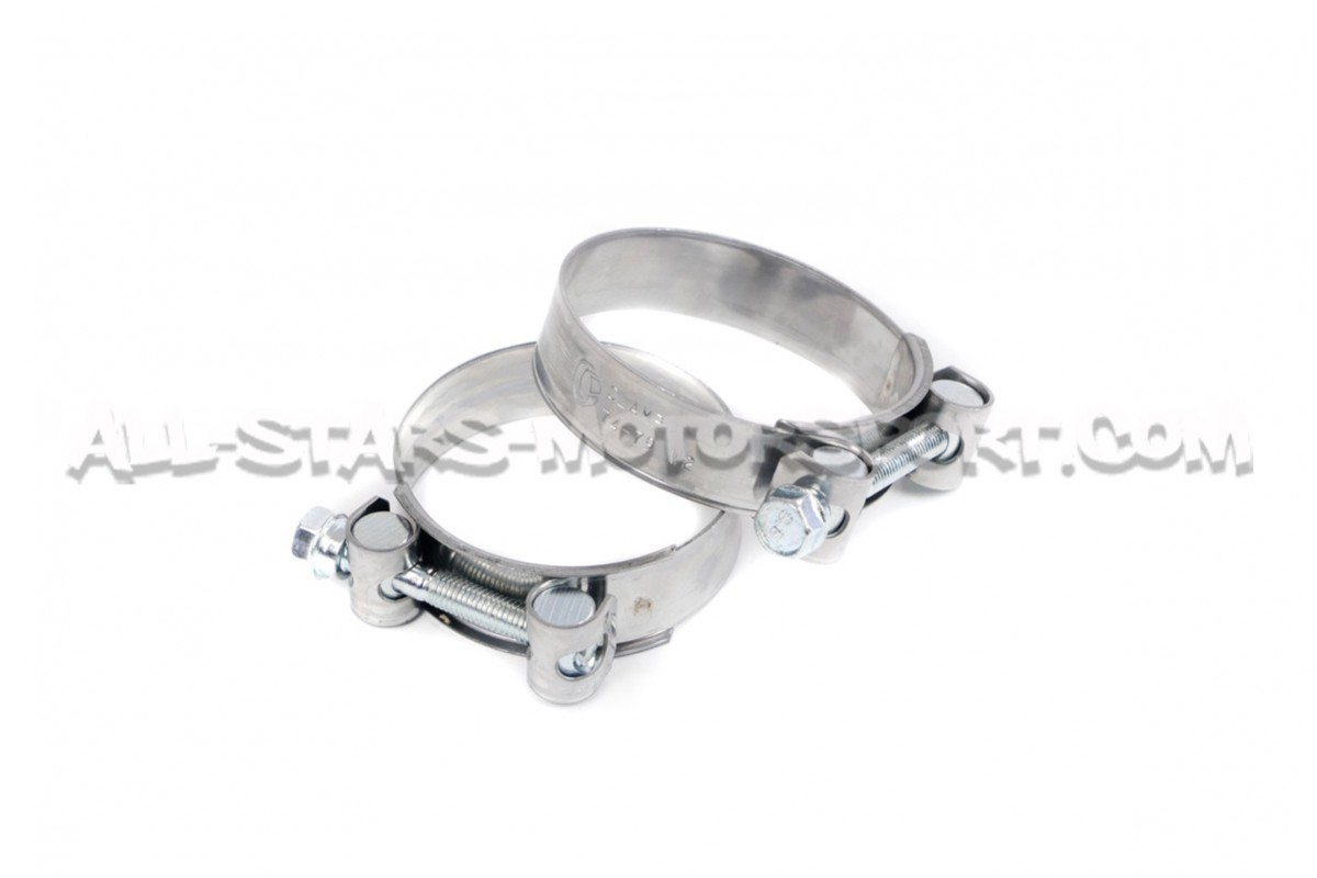 """Stainless steel 3"""" / 76mm Exhaust Clamp"""