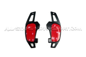 Alpha aluminium paddle shift extensions for Polo 6C GTI / Scirocco R 14+