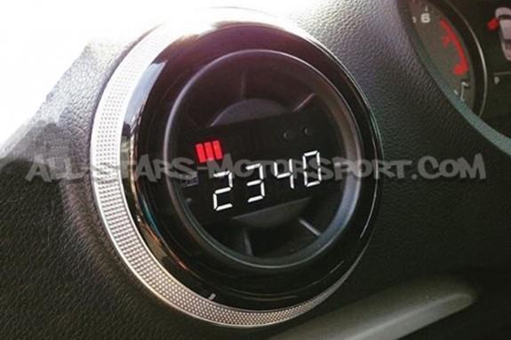 Manomètre multi digital P3 Gauges pour Audi S3 / RS3 8V
