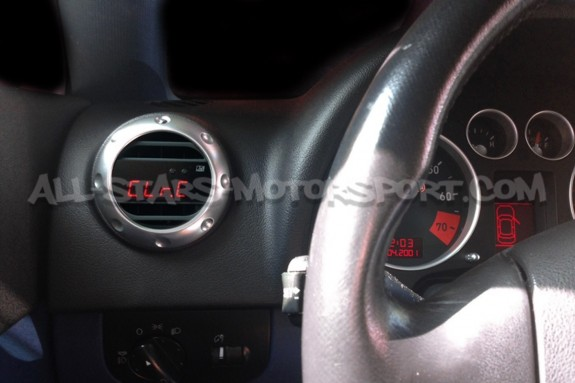P3 Gauges Digital Vent Gauge for Audi TT MK1 8N