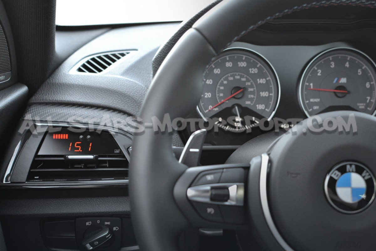 Manomètre multi digital P3 Gauges pour BMW 235i / 240i / M2