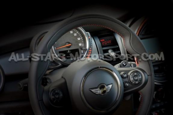 P3 Gauges Digital Vent Gauge for Cooper S F55 / F56 / F57