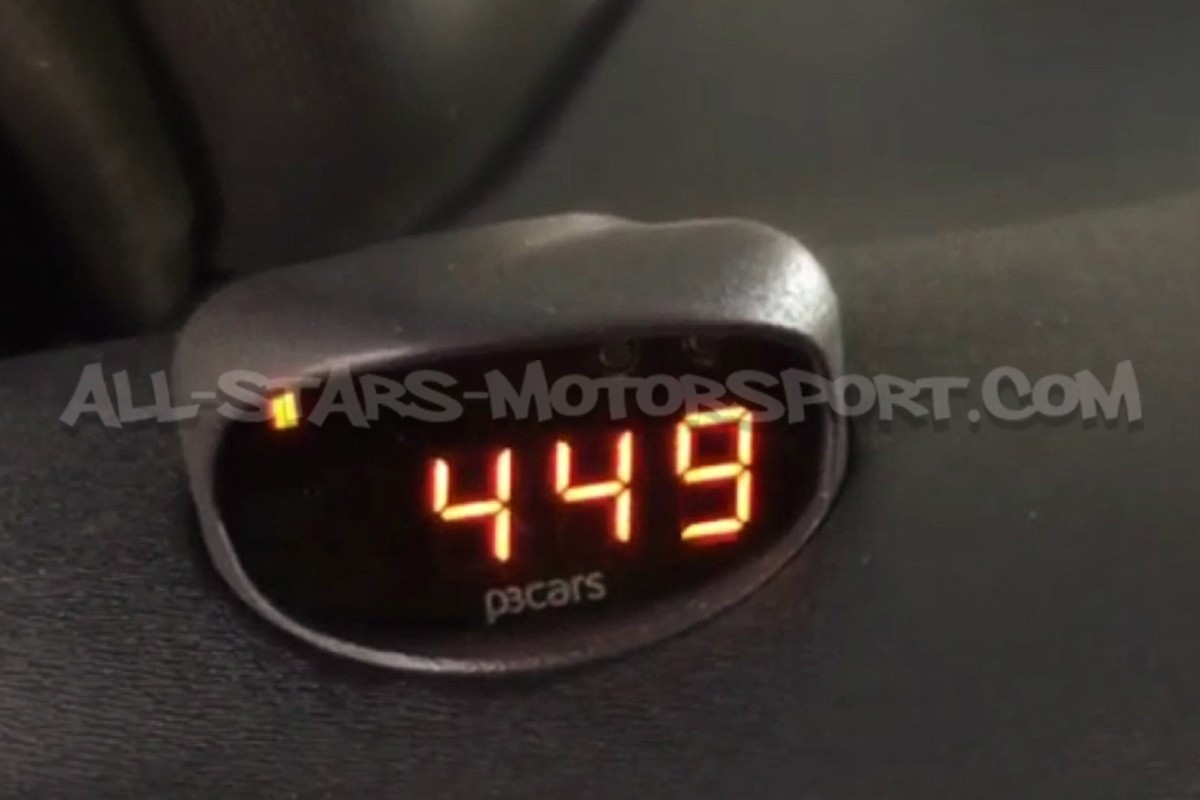 P3 Gauges Digital Vent Gauge for Seat Leon 1M