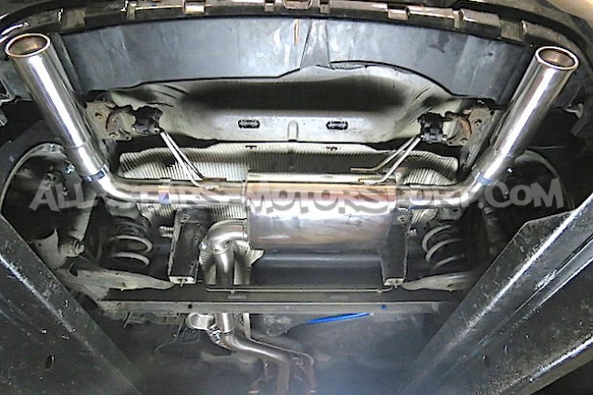 Clio 3 RS 197 06-09 Cobra Sport Catback