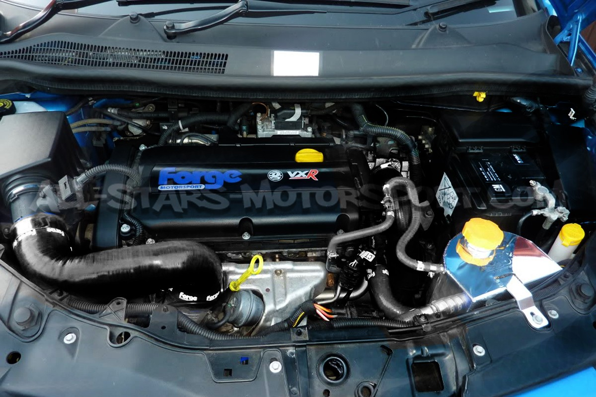 Plug In Cooler >> Opel Corsa D OPC Forge Inlet Hose