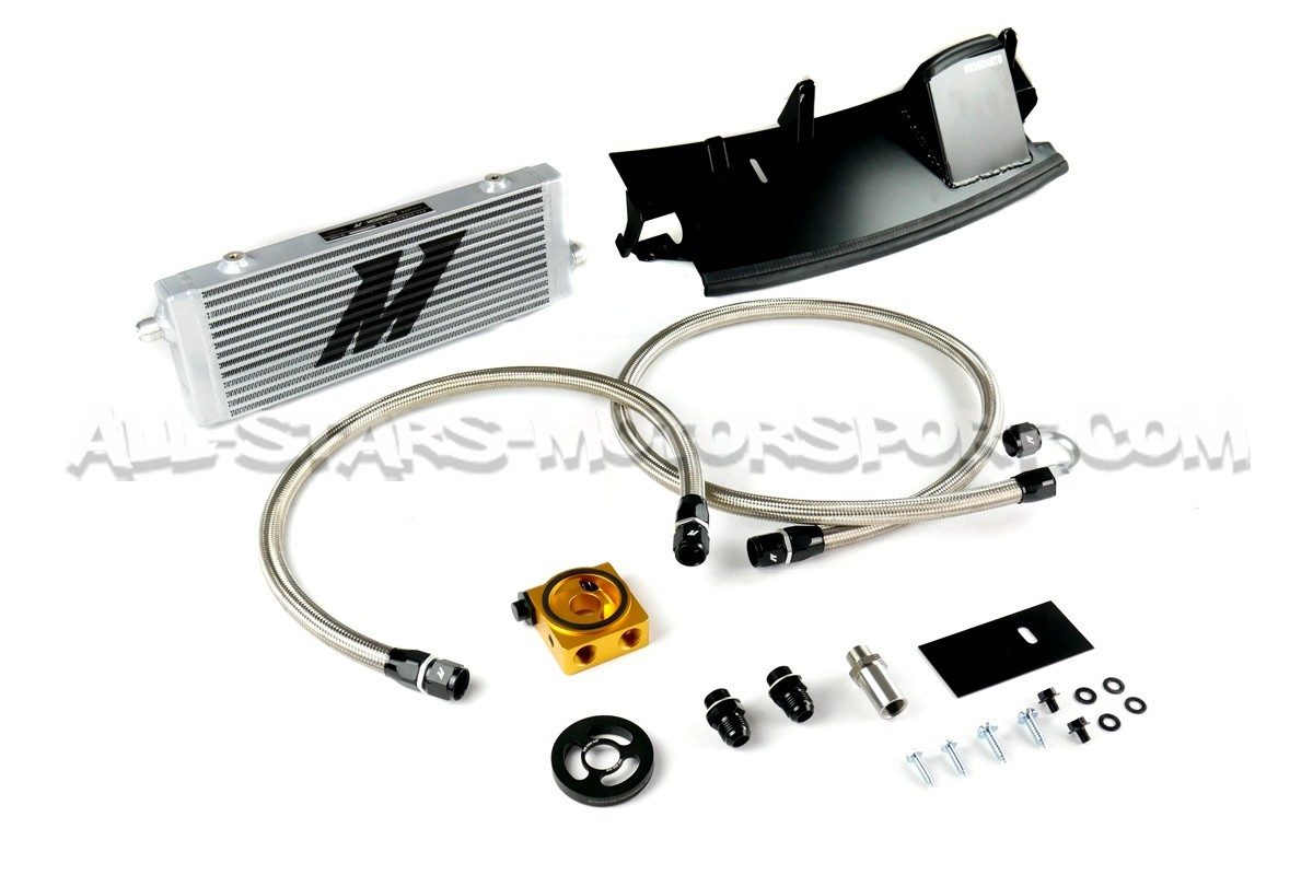 Ford Focus Mk3 RS Mishimoto Oil Cooler Kit