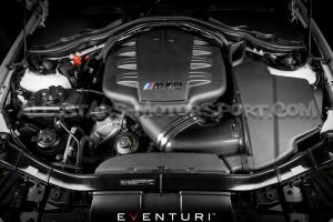 Admision de carbono Eventuri para BMW M3 E9x